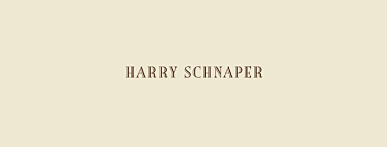 Project: Harry Schnaper